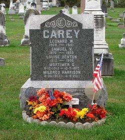 Louise <i>Carey</i> Denton