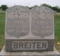 Anna <i>Faitsch</i> Breiten