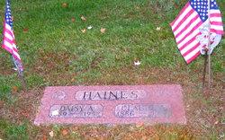 Daisy Alice <i>Lafler</i> Haines