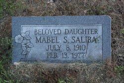 Mabel <i>Saliba</i> Simon