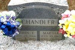 John T Chandler