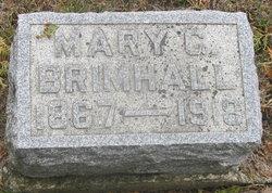 Mary Etta <i>Gilbert</i> Brimhall