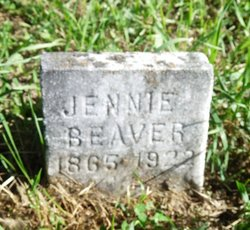 Jennie <i>Mills</i> Beaver