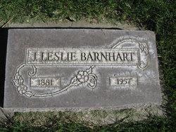 J Leslie Barnhart