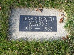 Jean S <i>Scott</i> Kearns