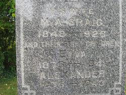 Mary Anne <i>McLean</i> Craig