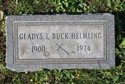 Gladys L. <i>Buck</i> Helmling