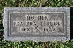 Ida <i>Pratt</i> Buck