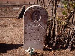 Andrew Jackson Alley, Sr