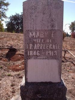 Mary Elizabeth <i>Gordon</i> Applegate