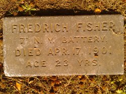 Sgt Frederich J. Fisher