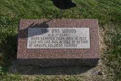 Donald Otis Woods