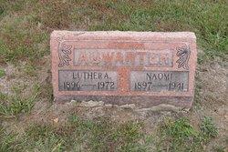 Naomi Lee <i>Earp</i> Auwarter