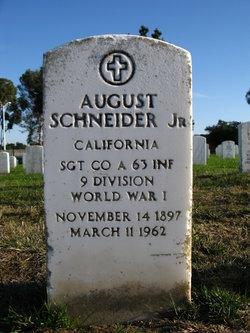 August Schneider, Jr