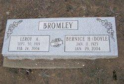 Bernice H. <i>Doyle</i> Bromley