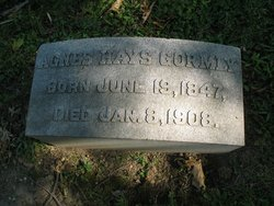 Agnes <i>Hays</i> Gormly