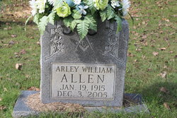 Arley William Allen