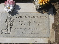 Yvonne B Aguallo