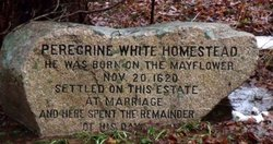 Capt Peregrine White