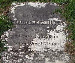 Barbara <i>Longenberger</i> Shuman