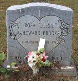Rosa Vernell Jessie <i>Howard</i> Brooks