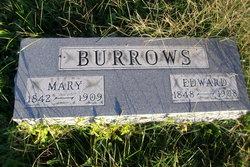 Mary Ellen <i>Nuttall</i> Burrows