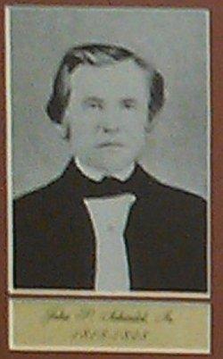 Rev John Peter Shindel