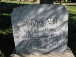 Sarah <i>Stivers</i> Barnhart
