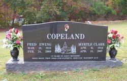 Myrtle <i>Clark</i> Copeland
