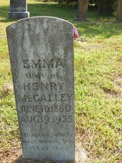 Emma <i>Blackwood</i> McCauley