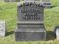 Frank Ford Adams