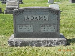 Margaret M. Adams