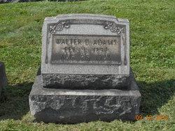 Walter D. Adams