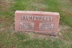 William Chester Humphreys