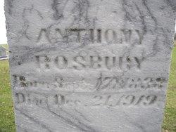 Anthony Rosbury, Sr