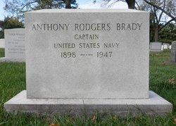 Capt Anthony Rodgers Brady