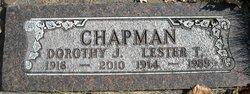Dorothy Jane <i>Woolson</i> Chapman