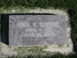 Paul Barbre