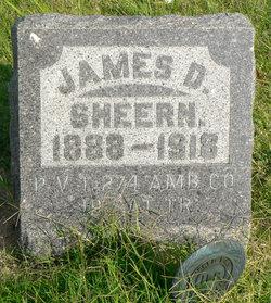 James Daniel Sheern