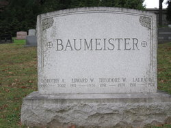 Edward William Baumeister