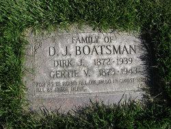 Dirk John Dick Boatsman