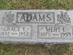 Grace E Adams