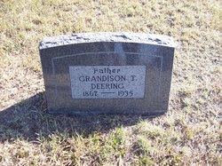Grandison T. Deering