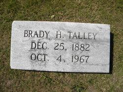 Brady Hooker Talley