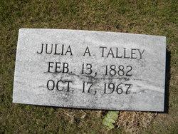Julia <i>Abernathy</i> Talley