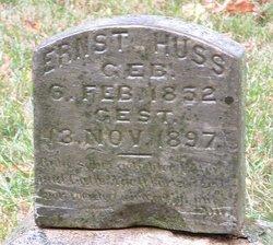 Ernest Huss