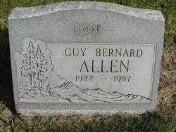 Guy Bernard Allen