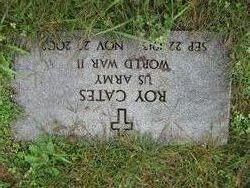 Rev Roy Cates