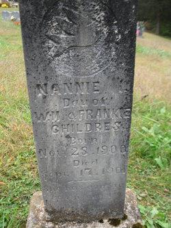 Nannie Childres