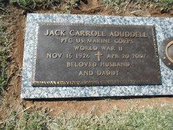 Jack Carroll Aduddell